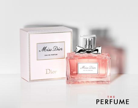 Mùi Nước Hoa Miss Dior