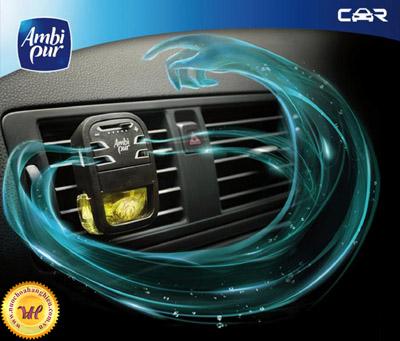 Cách mua và tiêu chí để mua nước hoa xe hơi xịn