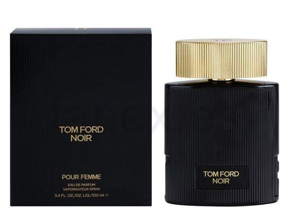 Tom Ford Noir có thiết kế cổ điển và tinh tế.