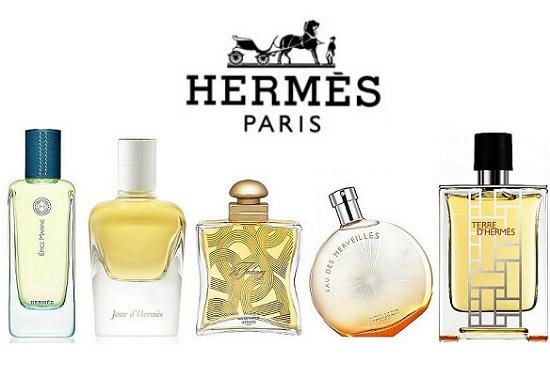 Tổng hợp những mùi nước hoa hermes nữ bán chạy nhất