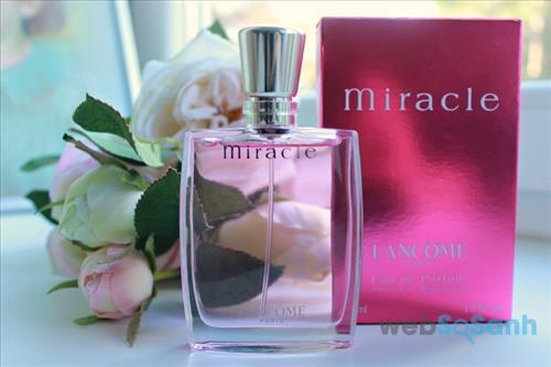 nước hoa Miracle Lancôme
