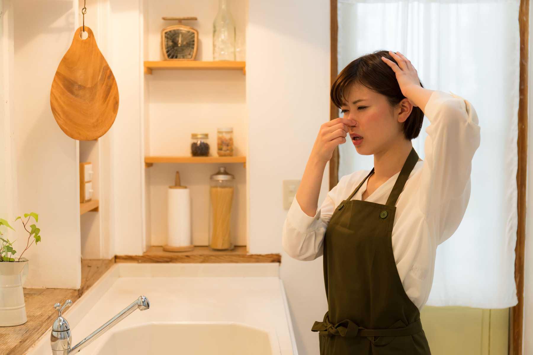 Nguyên nhân gầy mùi ẩm mốckhó chịu và cách khử mùi hiệu quả