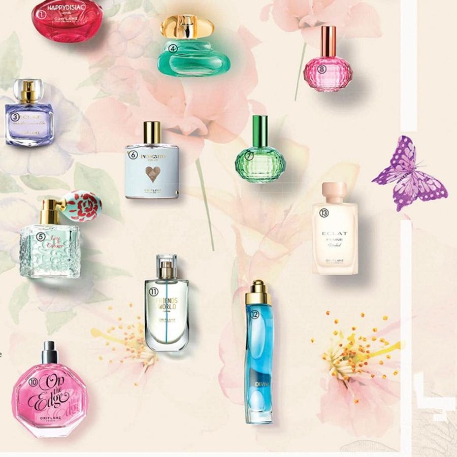 Các loại nồng độ nước hoa mà bạn nên biết để phân biệt