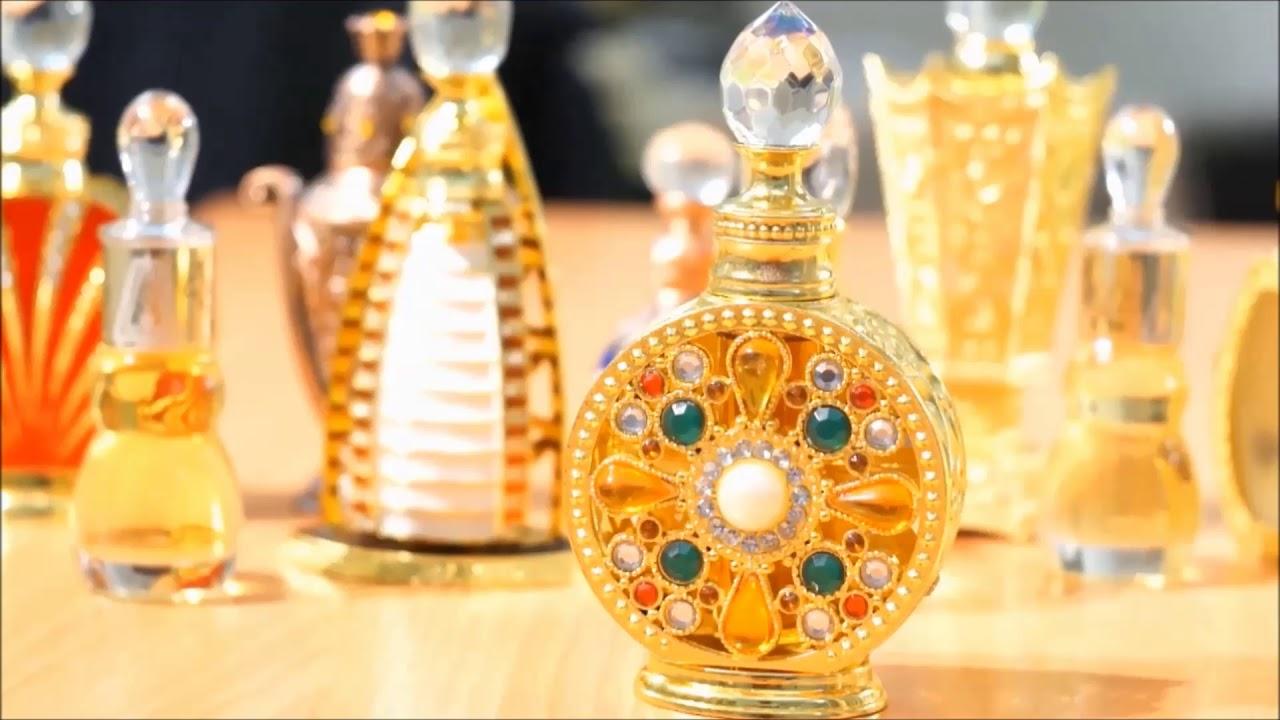 Các nốt mùi hươngkhác nhau trong từng loại nước hoa