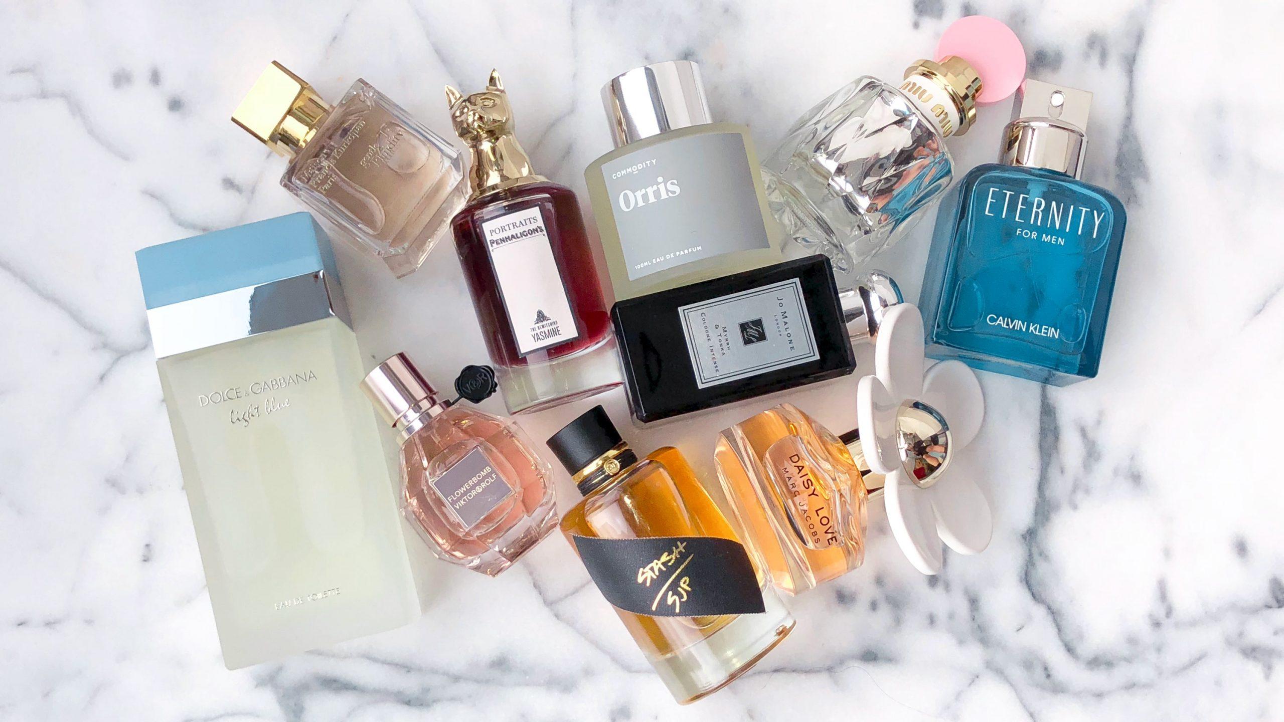 Cách mix mùi nước hoa hiệu quả nhất cho bạn