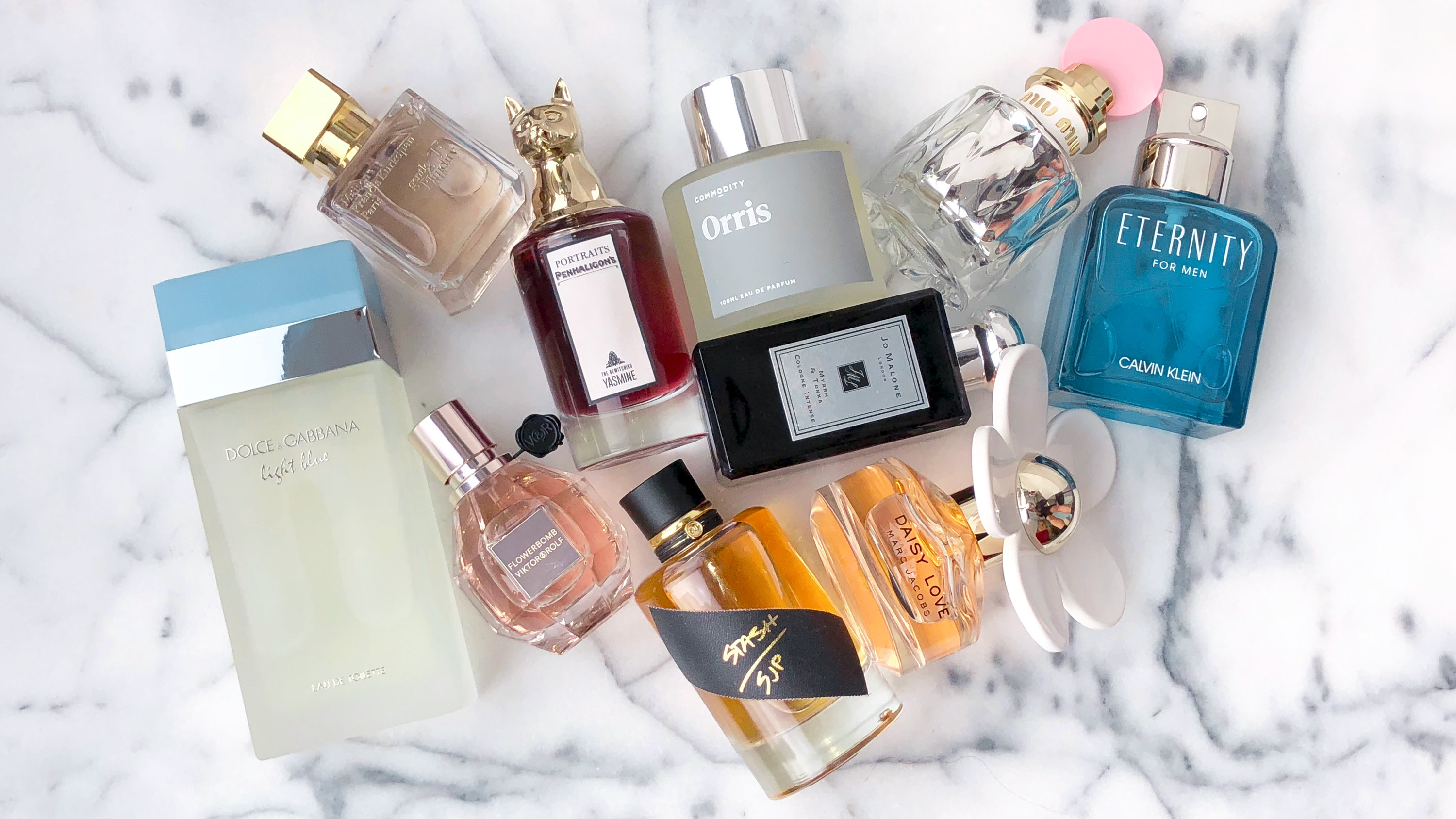 Best Perfumes of All Time - 31 Fragrances to Fall in Love With