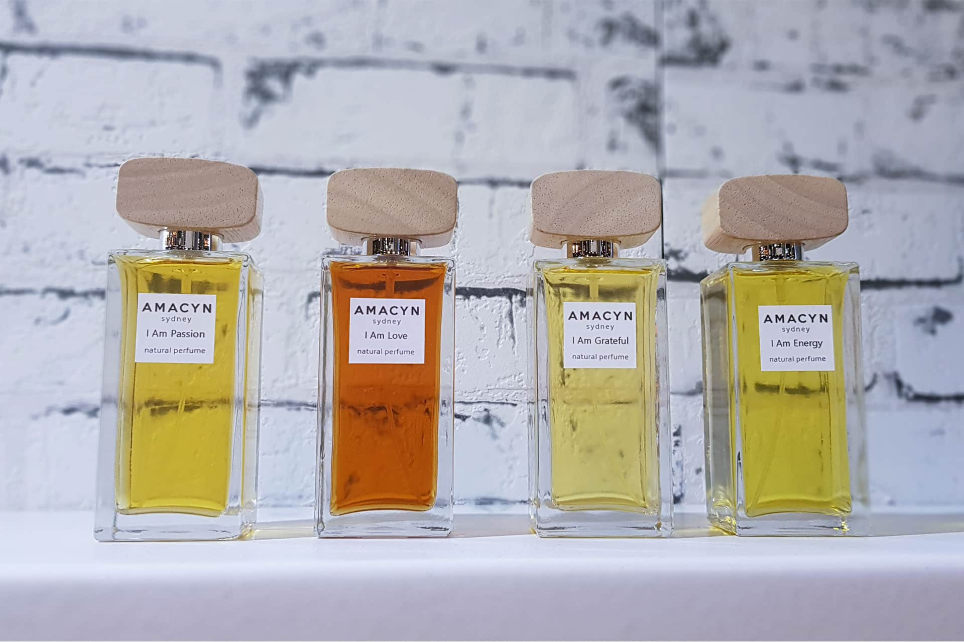 Amacyn Natural Perfume
