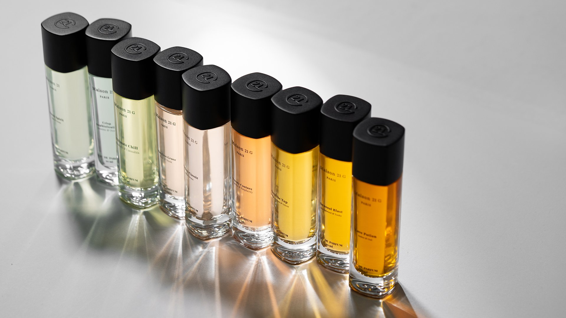 Customise Your Own Perfume | House Of Scent Designers