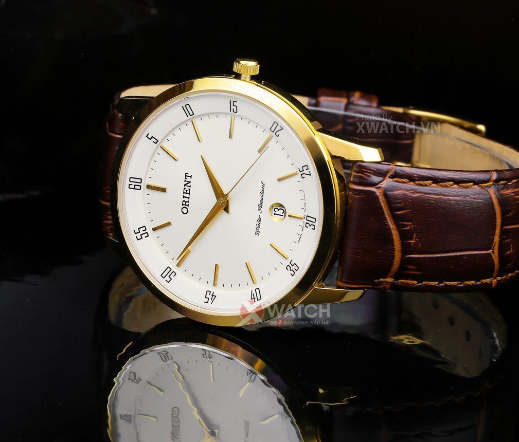 Top 3 đồng hồ quartz dây da đẹp từ 3 đến 4 triệu - Tư vấn chọn đồng hồ