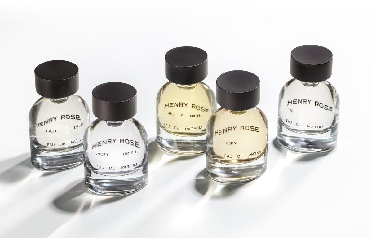 Henry Rose: 100% Transparent Fine Fragrances