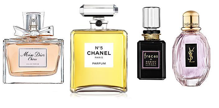 Các hãng nước hoa Pháp nổi tiếng cho nam và nữ