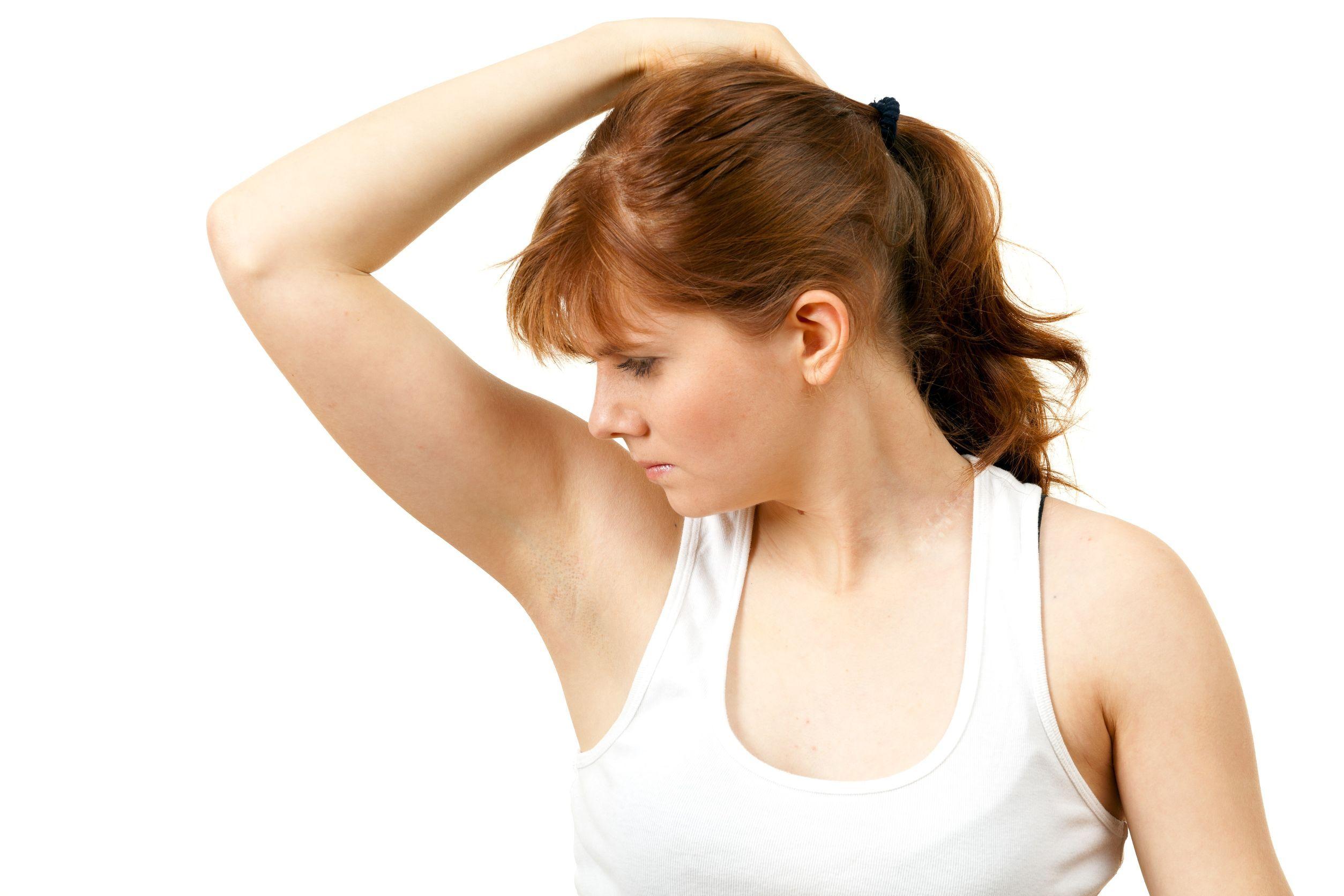 Cách khử mùi hôi nách tự nhiên hiệu quả tại nhà