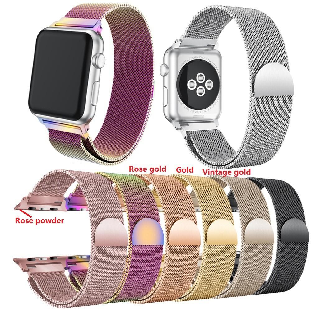 Các loại dây đeo Apple Watch tốt nhất hiện nay